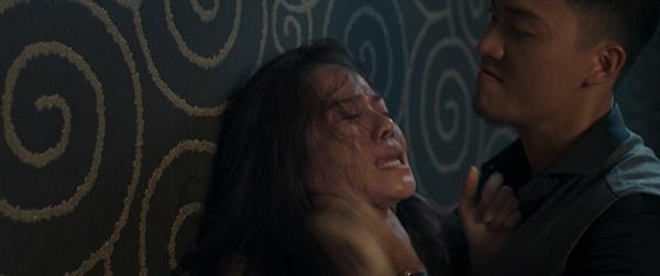 Nhật Kim Anh bị bắt cóc, tra tấn và hãm hiếp dã man trong phim mới-1