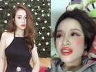 Clip siêu đáng yêu: Cô gái xinh đẹp hóa Thị Nở nhờ tài make-up 'thần sầu' của bạn trai