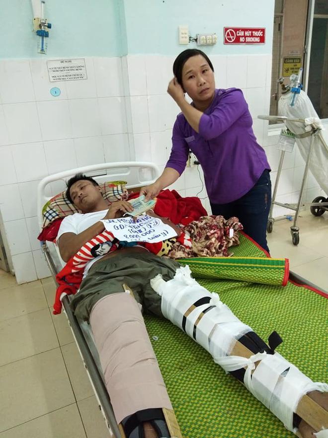 Thảm kịch gia đình sau vụ sạt lở đất ở Quảng Nam: Chồng gãy hai chân ôm con gái đau đớn bên thi thể vợ-2