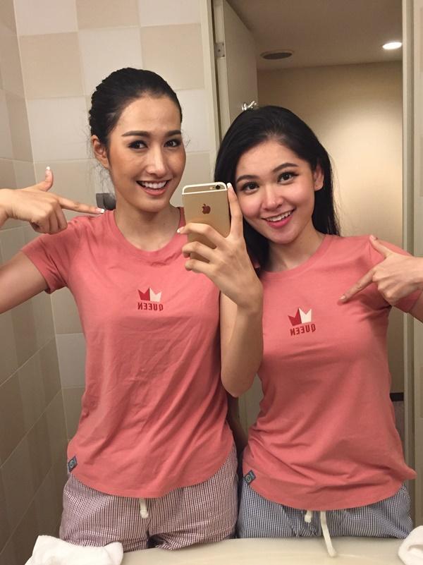 Thùy Dung bất ngờ bị thủy đậu nhưng vẫn lot top 15 bình chọn Miss International 2017-3
