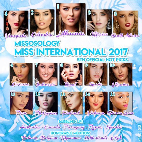 Thùy Dung bất ngờ bị thủy đậu nhưng vẫn lot top 15 bình chọn Miss International 2017-7