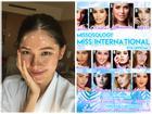 Thùy Dung bất ngờ bị thủy đậu nhưng vẫn lot top 15 bình chọn Miss International 2017
