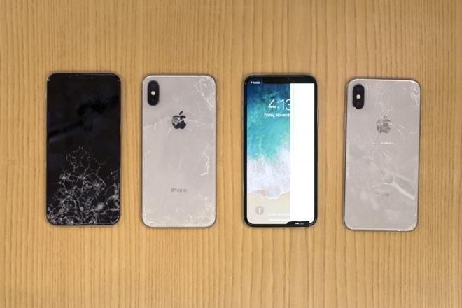 iPhone X là smartphone mỏng manh dễ vỡ nhất từ trước đến nay-1