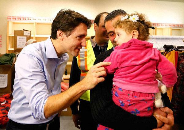 Những tiết lộ thú vị ít người biết về Thủ tướng Canada điển trai được cả thế giới mến mộ-3