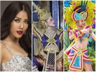 Để thắng giải Quốc phục, Nguyễn Thị Loan phải 'hạ' loạt thiết kế độc đáo tại Miss Universe