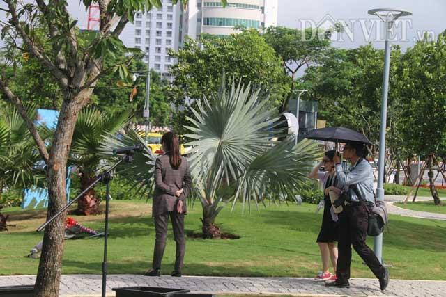Nữ đặc vụ xinh đẹp của Việt Nam làm lá chắn sống tại APEC-7
