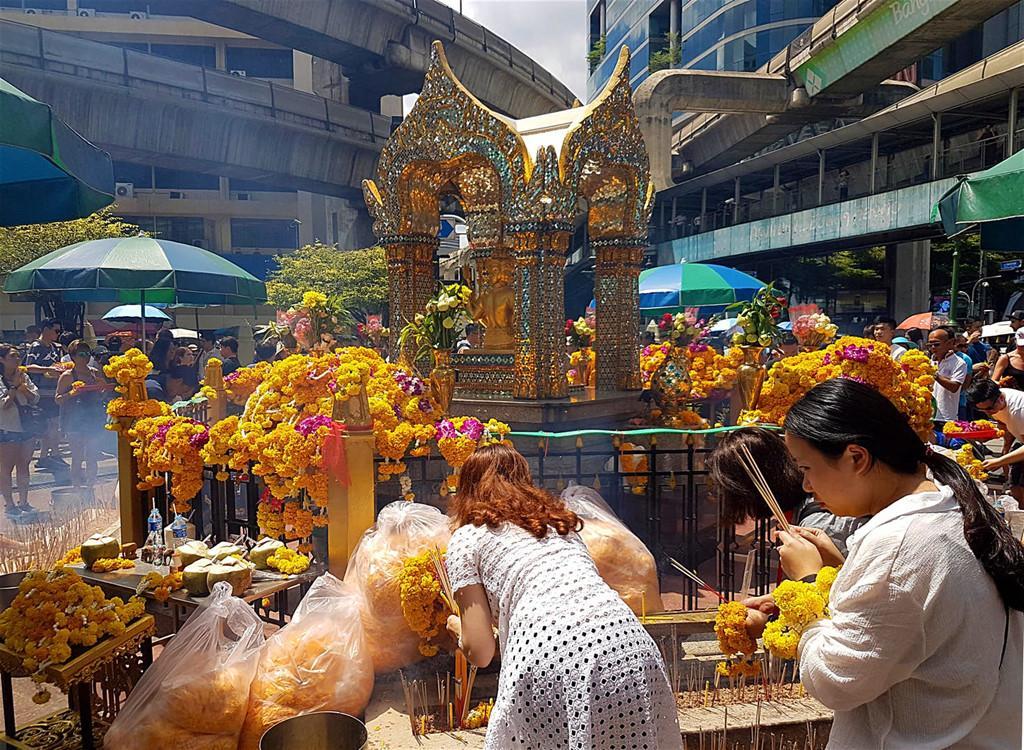 Những địa điểm không mất vé tham quan khi du lịch Bangkok-2