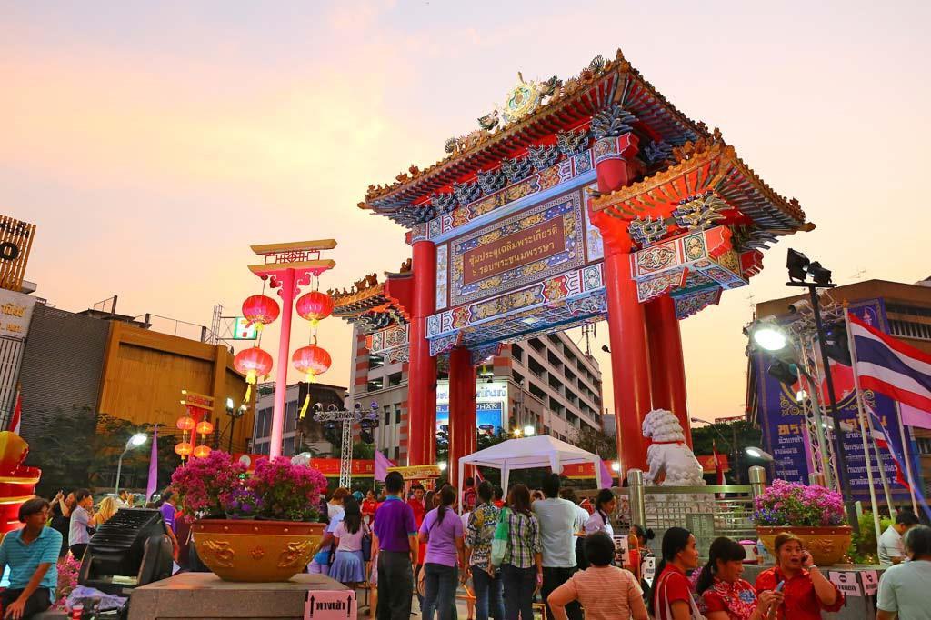 Những địa điểm không mất vé tham quan khi du lịch Bangkok-7