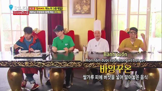Xem các nghệ sĩ Hàn mắt tròn mắt dẹt khi thưởng thức 7 đặc sản Việt Nam-1