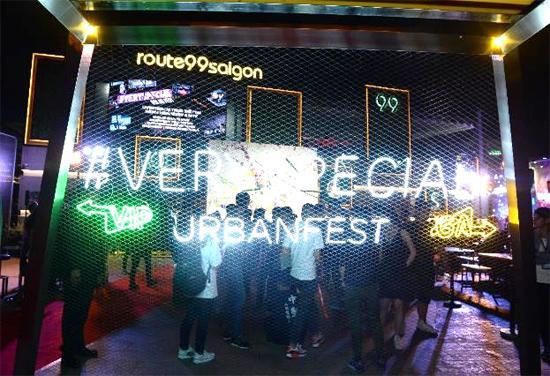 #VERYSPECIAL URBAN FEST- đại tiệc độc nhất vô nhị ở Sài thành-1