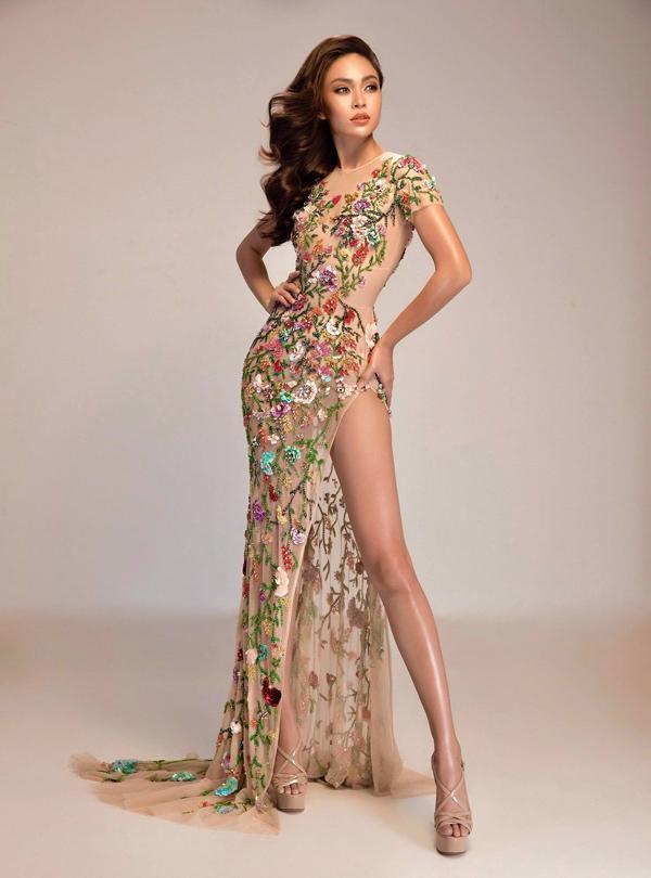 Angela Phương Trinh hóa quý cô cổ điển kiêu kì, đứng top 1 thảm đỏ showbiz tuần này-10