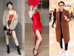 Liên tục mặc đụng hàng , thời trang của Đồng Ánh Quỳnh đang bị Chi Pu đồng hóa?-8