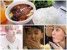 Xem các nghệ sĩ Hàn 'mắt tròn mắt dẹt' khi thưởng thức 7 đặc sản Việt Nam