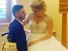 Đám cưới nhớ đời của chú rể bị bác sĩ chẩn đoán sai bệnh