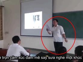 Thầy giáo chất nhất quả đất: Biến bài giảng thành bản nhạc rap ấn tượng