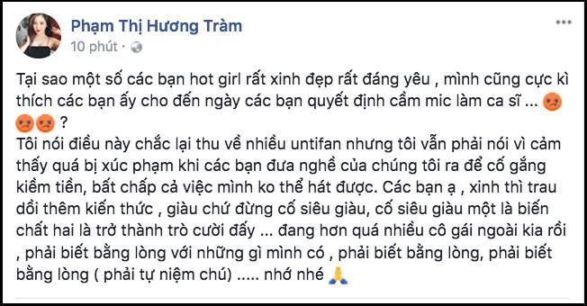 Những sao Việt một lần vạ miệng, nhiều năm không quên-3