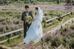 Trên cánh đồng hoa lãng mạn này, nhiều đôi bạn cũng chọn lựa là địa điểm chụp ảnh cưới. Ảnh: Quân Chùa