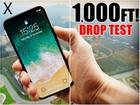 iPhone X sống sót sau khi rơi ở độ cao 300 m