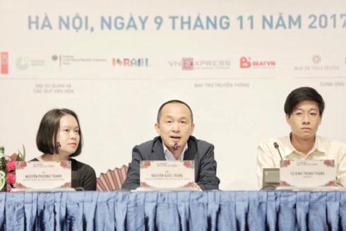 Nhạc sĩ Quốc Trung: Tôi không biết năm sau Monsoon sẽ tổ chức ở đâu-1