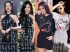Mặc giống Hoàng Ku, Quỳnh Anh Shyn, Kỳ Duyên đã đành, Khánh Linh còn 'đụng hàng' cả Tiffany
