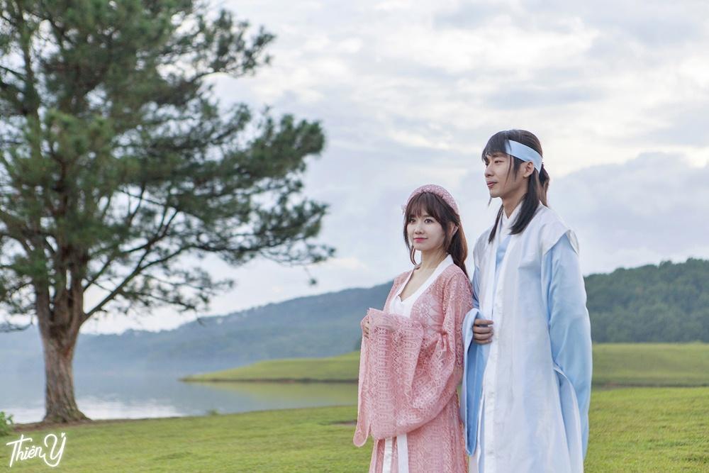 Hari Won cover hit kinh điển của cặp đôi Đan Trường, Cẩm Ly-2