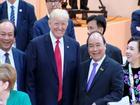 Tổng thống Trump nói về APEC, Đà Nẵng trên Facebook