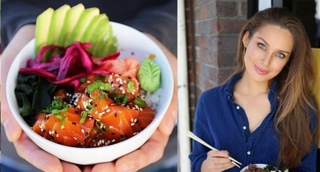 Bạn muốn sống khỏe như những ngôi sao Instagram: Tham khảo ngay thói quen ăn uống của người mẫu Roz Purcell-6