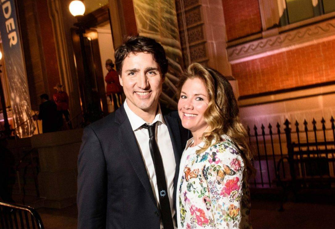 Chân dung người vợ đã chiếm trọn trái tim của vị Thủ tướng Canada điển trai-1