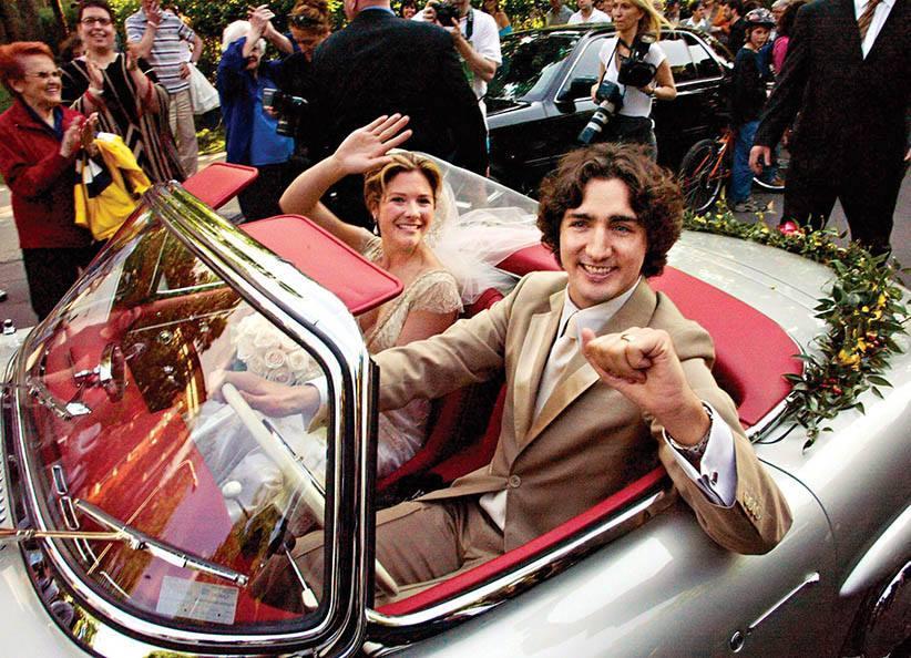 Chân dung người vợ đã chiếm trọn trái tim của vị Thủ tướng Canada điển trai-2