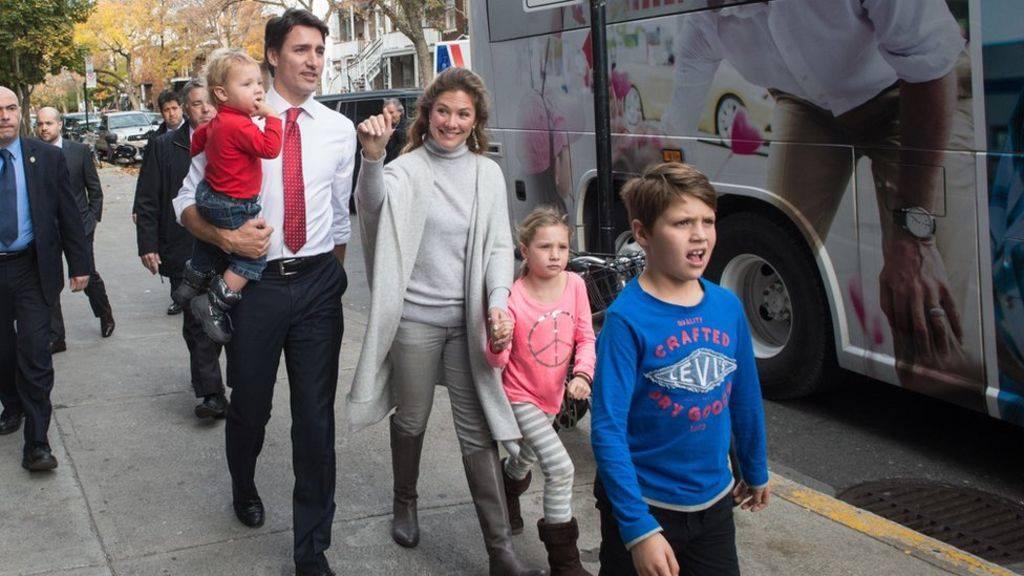 Chân dung người vợ đã chiếm trọn trái tim của vị Thủ tướng Canada điển trai-6