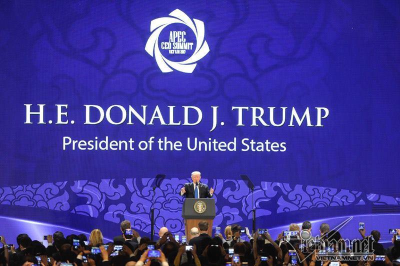 Tổng thống Trump nói về Hai Bà Trưng và tinh thần độc lập-1