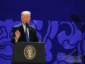 Tổng thống Trump nói về Hai Bà Trưng và tinh thần độc lập