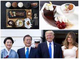 Tiết lộ thực đơn yến tiệc Hàn Quốc chiêu đãi Tổng thống Mỹ Donald Trump