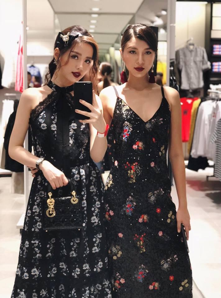 Liên tục mặc đụng hàng , thời trang của Đồng Ánh Quỳnh đang bị Chi Pu đồng hóa?-1