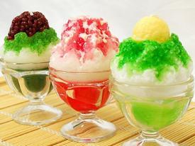 3 bước đơn giản cho kem siro đá bào trái cây