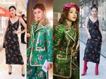 Liên tục mặc 'đụng hàng' , thời trang của Đồng Ánh Quỳnh đang bị Chi Pu đồng hóa?