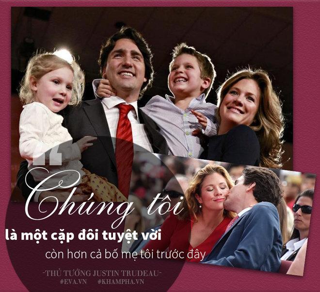 Lời tỏ tình Anh đã chờ em 31 năm và cuộc sống hôn nhân mật ngọt của Thủ tướng Canada-9
