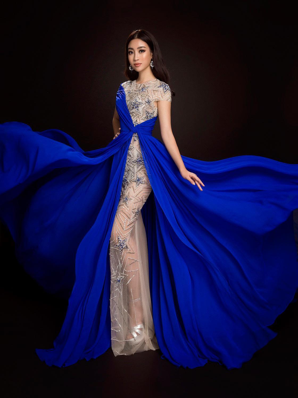 Hoa hậu Đỗ Mỹ Linh tung chiêu tại Miss World khiến người hâm mộ mát lòng-2