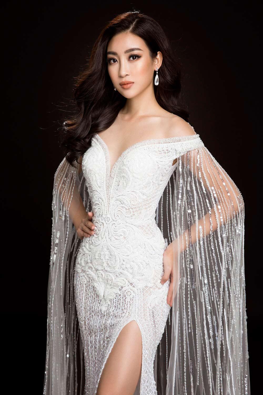 Hoa hậu Đỗ Mỹ Linh tung chiêu tại Miss World khiến người hâm mộ mát lòng-3