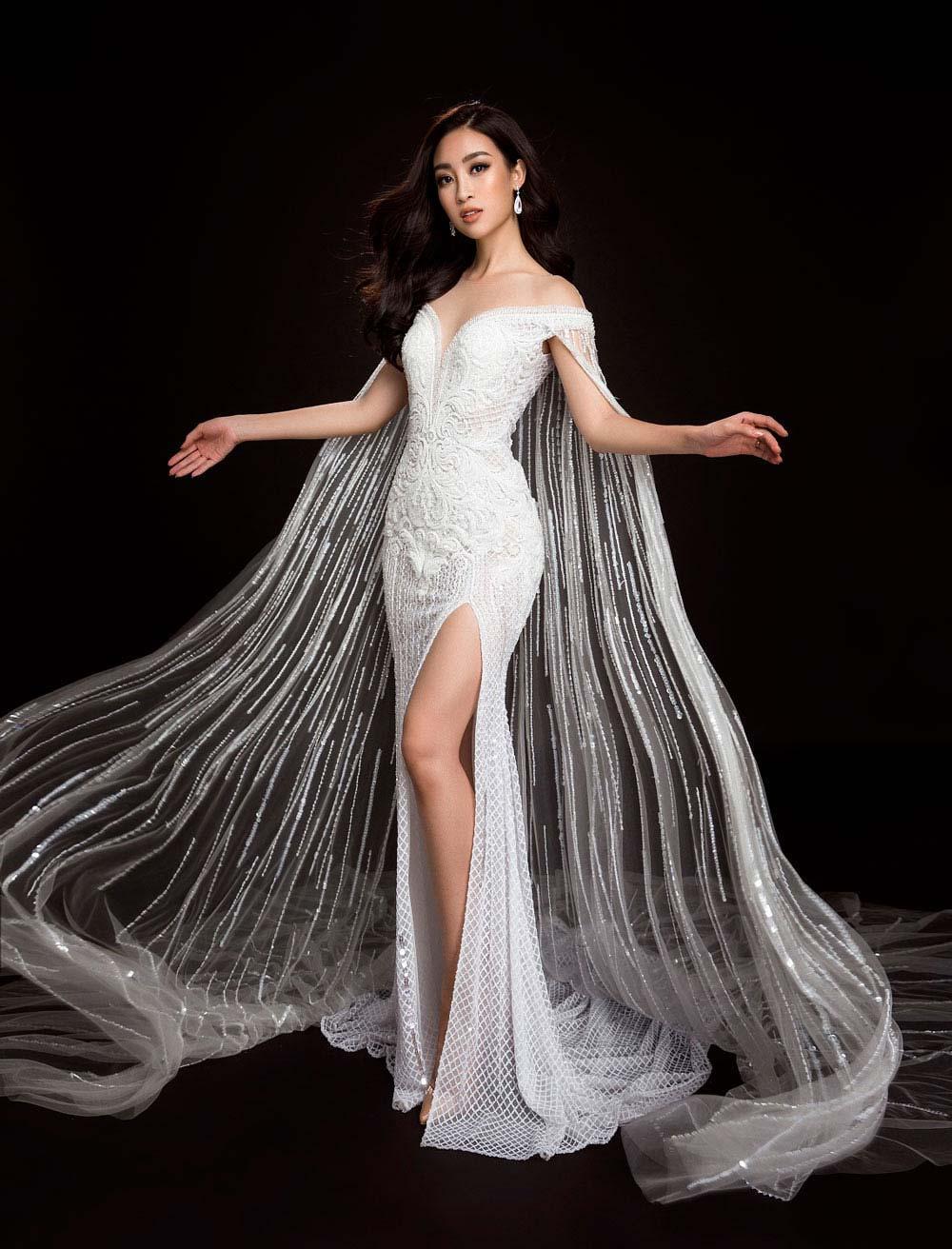 Hoa hậu Đỗ Mỹ Linh tung chiêu tại Miss World khiến người hâm mộ mát lòng-4