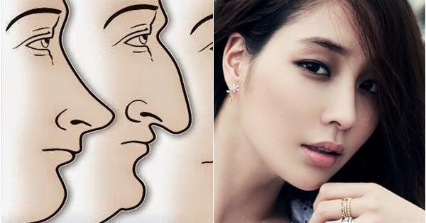 Nhìn hình dáng mũi đoán ngay tính cách của người khác-1