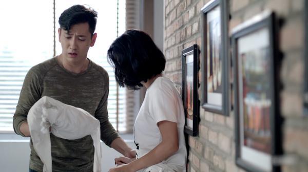 Glee: Angela Phương Trinh nắm thóp Yaya Trương Nhi, Đỗ An phát hiện vợ mang thai giả-8