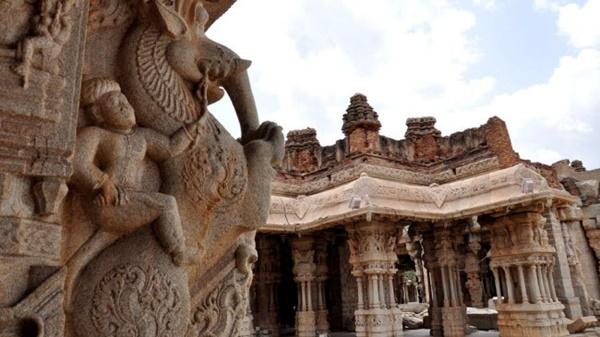 Bí ẩn bên trong thành phố của vua và các vị thần ở Ấn Độ-1