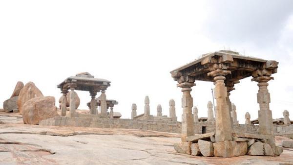 Bí ẩn bên trong thành phố của vua và các vị thần ở Ấn Độ-8