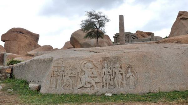 Bí ẩn bên trong thành phố của vua và các vị thần ở Ấn Độ-10