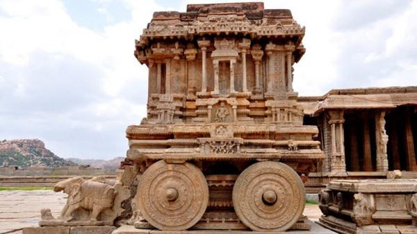 Bí ẩn bên trong thành phố của vua và các vị thần ở Ấn Độ-9