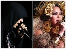 Beyoncé bắt tay Eminem trở lại ngay trong tâm bão 'Reputation' của Taylor Swift