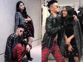 Hot girl - hot boy Việt 11/11: Châu Bùi và Decao liên tiếp xuất hiện bên nhau 'như chưa hề có cuộc chia ly'