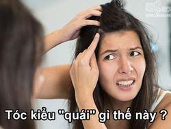 Quizz: Mái tóc đang tiết lộ những bí mật gì về bạn?