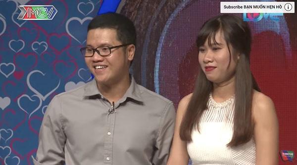 Cặp đôi suýt hôn trên sân khấu Bạn muốn hẹn hò đã ngừng tìm hiểu sau 4 tháng-2